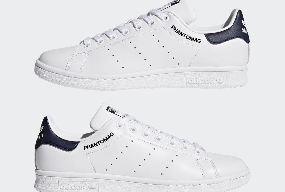 Come personalizzare scarpe Adidas - PHANTOMAG